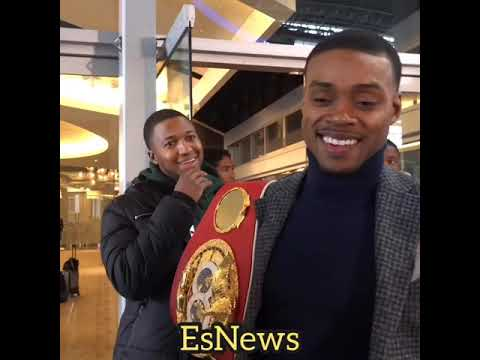 Spence vs Garcia Takes Over Los Angeles