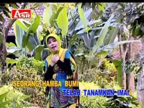 Wafiq Azizah   Suara Adzan Di Bulan Karaoke + VC   YouTube