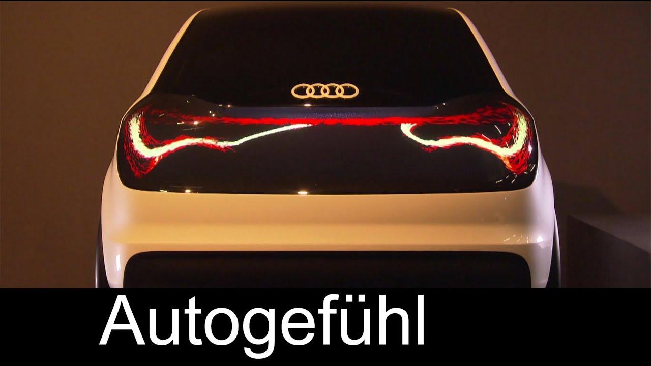 New Audi Matrix Oled Lighting Amp The Swarm Tail Lights