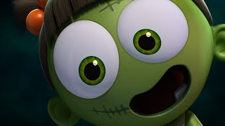 Spookiz   Zizzi is so excited!   스푸키즈   Funny Cartoon   Kids Cartoons   Videos for Kids