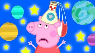 Peppa Pig's Fun Time at the Space Museum   Peppa Pig Official Channel