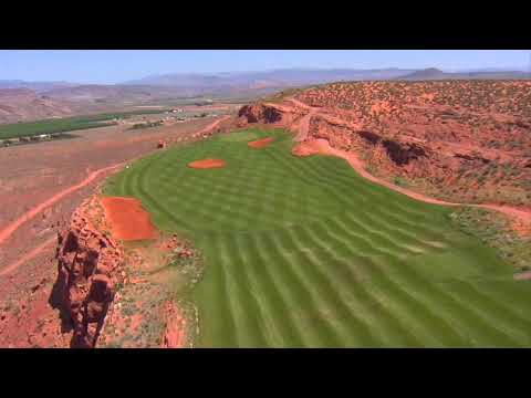 Tour Sand Hollow Golf Course in St. George Utah