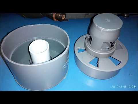 Гидрозатвор для слива в баню.
