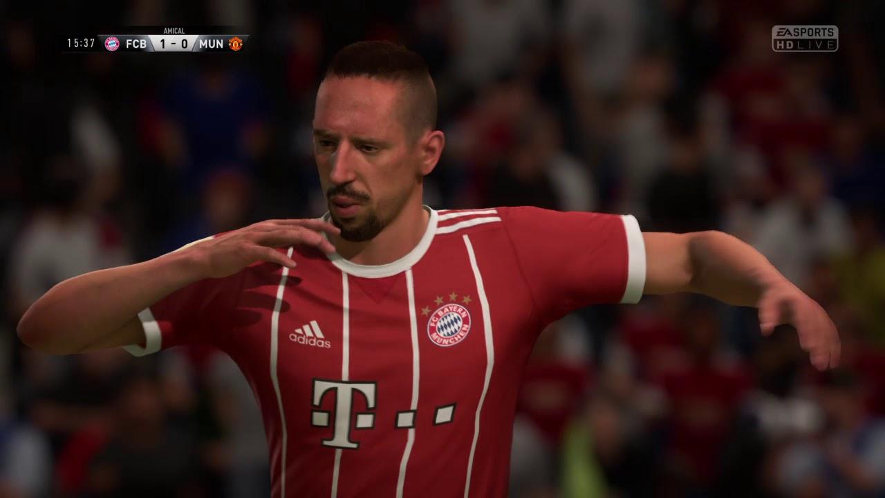 Ribery en fifa 18 jocuri fodbal fifa 2018