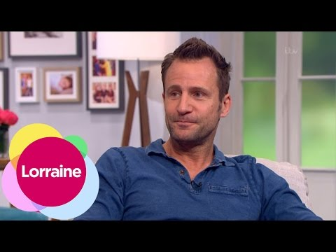 Jeremy Sheffield Talks About Motor Neurone Disease | Lorraine