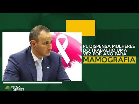 PL dispensa mulheres do trabalho uma vez por ano para mamografia