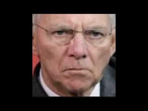 Wolfgang Schäuble Gollum