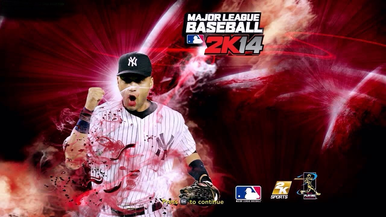 Mlb 2k14 Pick A Player Youtube