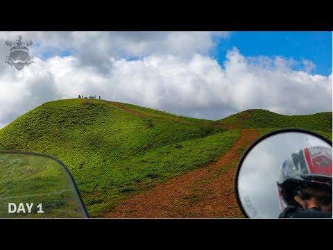 Himalayan Vs Western Ghats -Drone Shots - Day 1 - GoPro Man