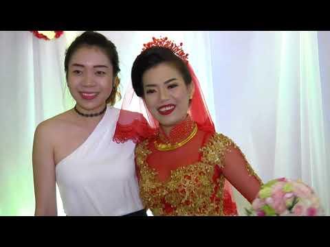 Trích đoạn phim cưới khách hàng của - D&H Studio Bridal Events