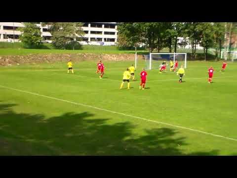 I LW Junior A1 - Tyski Sport vs GKS Katowice (1-1) - II polowa