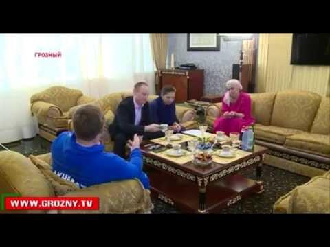 Рамзан Кадыров дал интервью РИА. Новости Россия