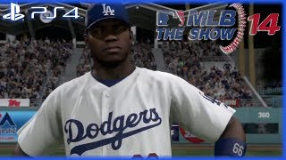 PS4 - MLB 14: The Show I
