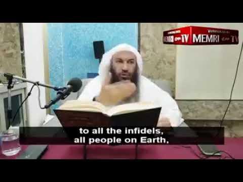 Branie do niewoli i nawracanie, to jedna z cnót islamu