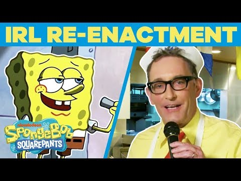 SpongeBob Cast Remake BEST Scenes EVER In REAL Life 🤪 Happy Birthday, SpongeBob | #TBTKaynak: YouTube · Süre: 5 dakika59 saniye