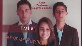Amor de Perdição - Trailer - Curta metragem - Rede Reinventando