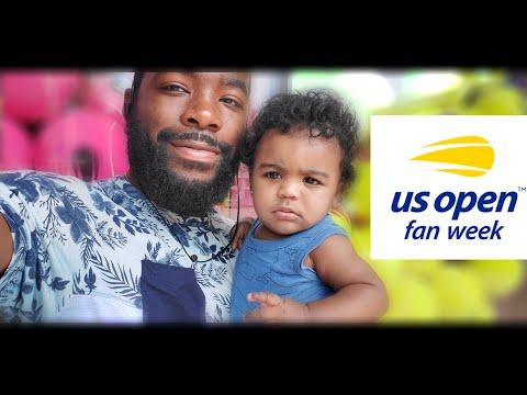 US Open Qualifier - DAY TWO (Fan Week) Donald Young Break Down