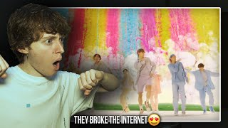 Download THEY BROKE THE INTERNET! (BTS (방탄소년단) 'Dynamite' | Music Video Reaction/Review)