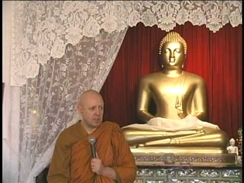 Buddha Dharma - Practice of Meditation by Ven. Ajahn Brahmawamso