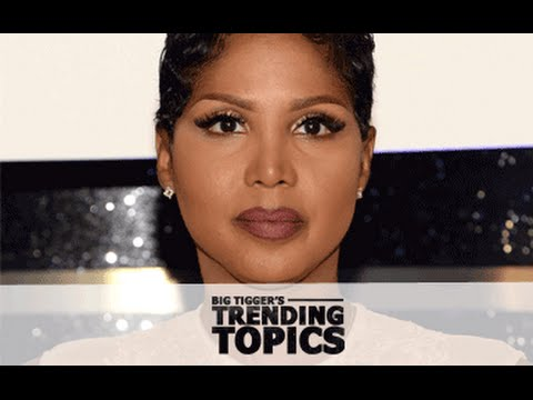 Toni Braxton Gets The Law To Put 'The Heat' On Ex-Husband ...