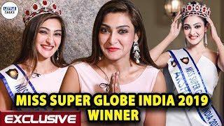 Akshara Reddy Fun Interview | Miss Super Globe India 2019 Winner Akshara Reddy
