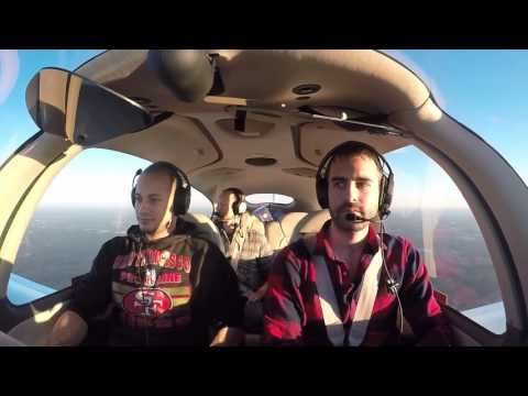 We Fly High - Cirrus SR22 NYC to Bahamas