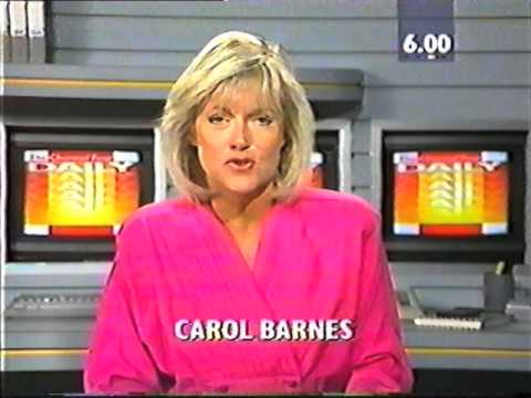 Channel 4 Daily with Carol Barnes Opener 1989