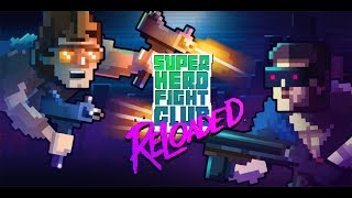 SUPER HERO FIGHT CLUB: RELOADED [Switch] Gameplay - Just Checking out all the game modes