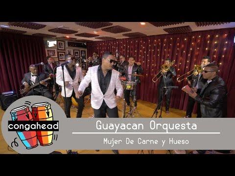 Guayacan Orquesta performs Mujer De Carne y Hueso