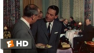 The Counterfeit Traitor (3/9) Movie CLIP - I Don't Do Business with Jews (1962) HD