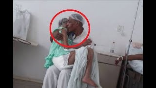 Она пришла навестить подругу в больнице, но была поражена тем, что увидела в палате