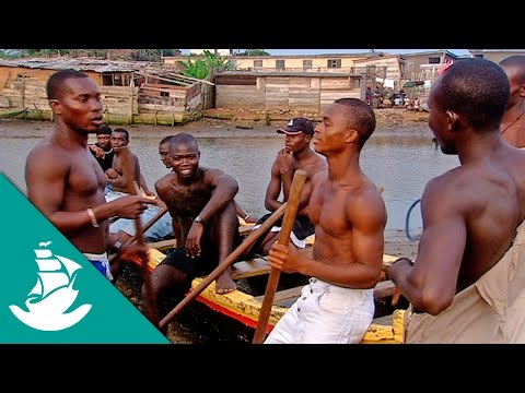 Crecer en África (documental completo)
