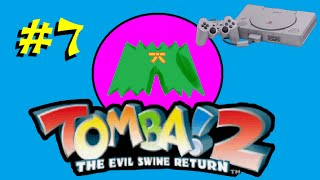 Tomba! 2 Episode 7: Crystal Hole (PS1 Walkthrough/Let