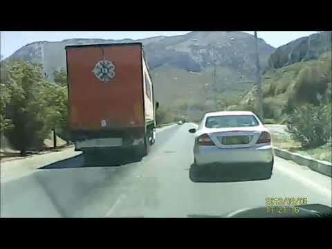 From Kyrenia to Nicosia in 3mins ~ Girne'den Lefkoşa'ya  3dk TRNC