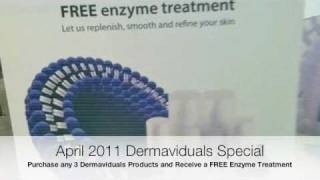 DERMAVIDUALS FREE OFFER - APRIL SPECIAL Thumbnail