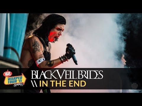 Black Veil Brides - In The End (Live 2015 Vans Warped Tour)