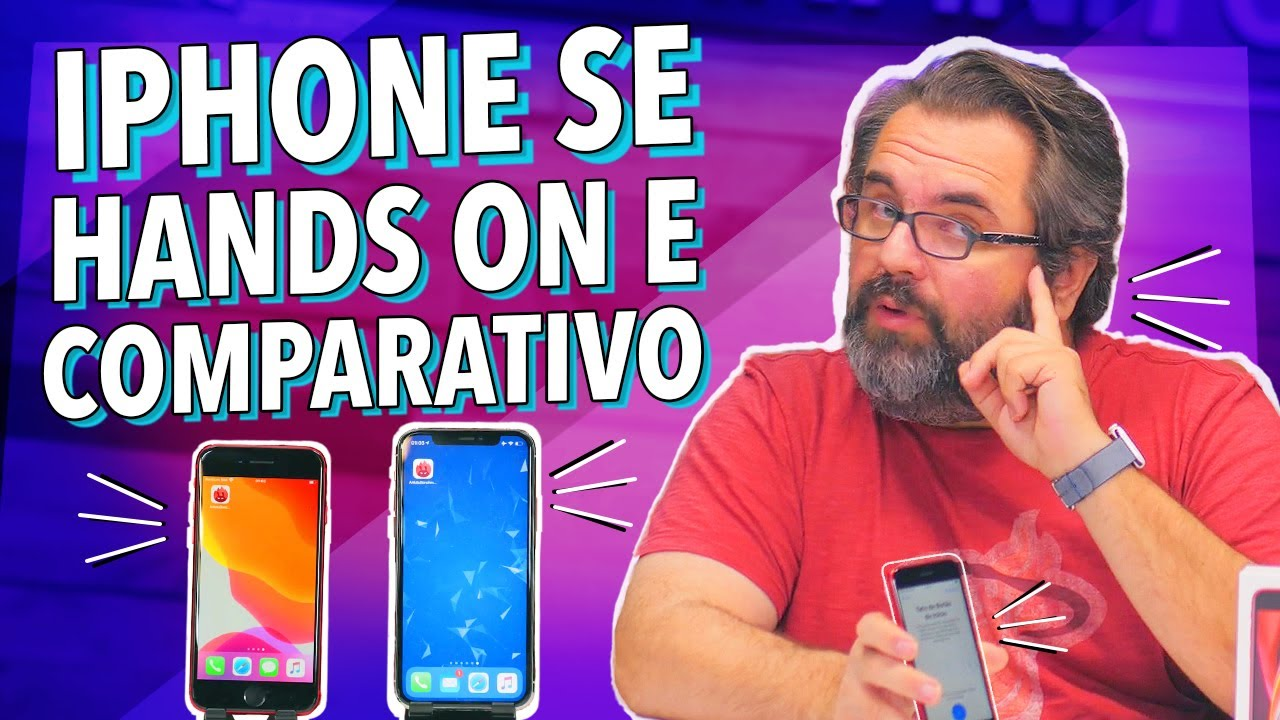 IPHONE SE VS. IPHONE 11 PRO: COMPARATIVO