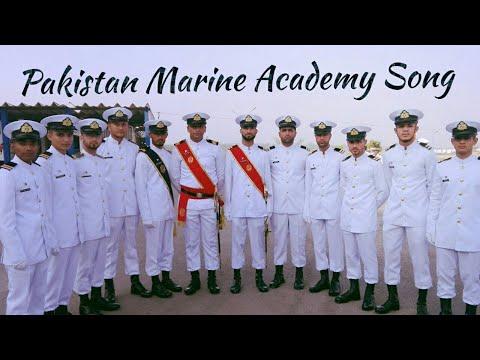 Pakistan Marine Academy Song |  PMA Song  | Mili Nagma Marine Academy | life in Marine Academy