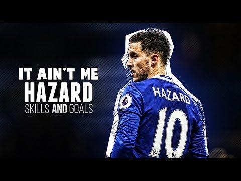 Eden Hazard -- It Ain't Me -- Skills & Goals 2016/17
