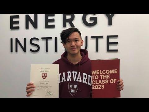 Once Homeless, Valedictorian Heads To Harvard
