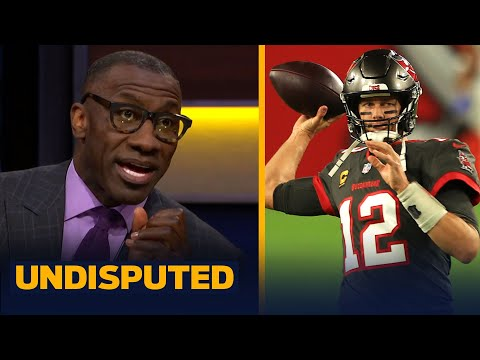 Skip & Shannon on Bruce Arians criticizing Tom Brady for 'missing' receivers | NFL | UNDISPUTED