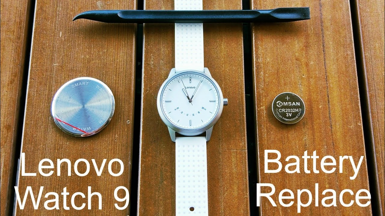 Bringing the Lenovo Watch 9 back to life (firmware v 0 4 0) – My