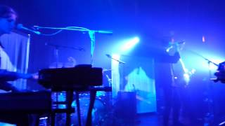 13/14 THE JEZABELS - NO COUNTRY @ LINCOLN HALL CHICAGO IL