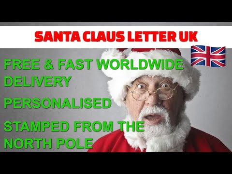 Santa Claus Letter UK thumbnail