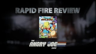 Dragon Builders 2 Rapid Fire Review (Video Game Video Review)