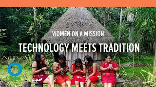 Women on a Mission, Technology Meets Tradition The Awajn women in the village of Shampuyacu are reviving their culture and restoring their forest after decades of destruction. At the heart of their efforts: a ..., From YouTubeVideos