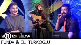 aRıza show | Funda & Eli Türkoğlu (4. Bölüm)