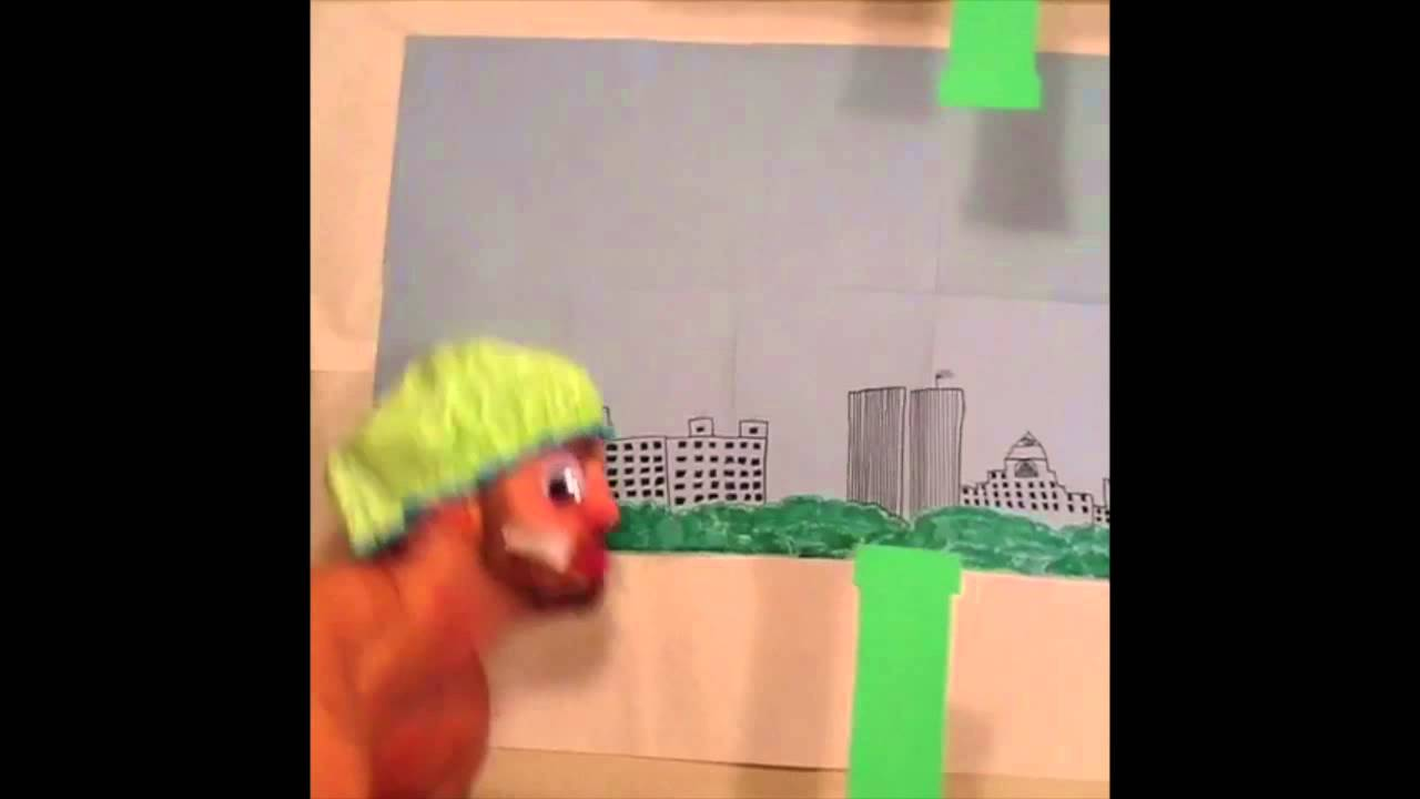 Flappy Bird In Real Life Vine YouTube - Flappy bird in real life