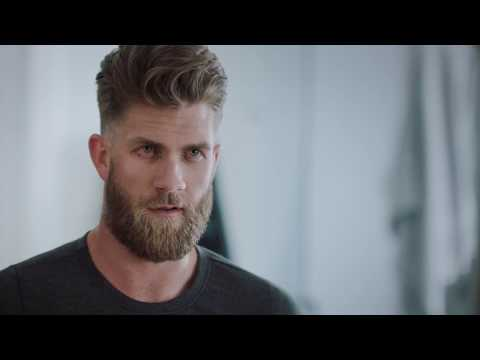 Bryce Harper's Grooming Routine with Blind Barber