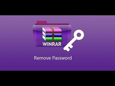 Nén và giải nén file có password  bằng WINRAR 2017